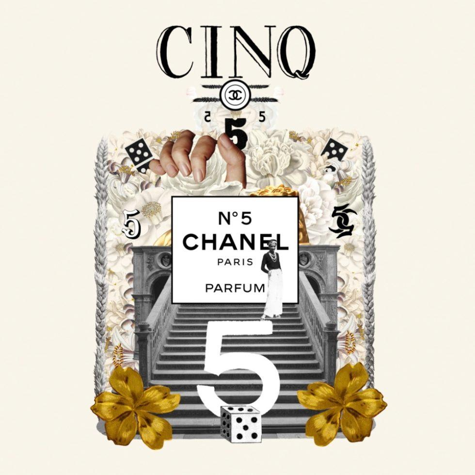 CHANEL 5 - V