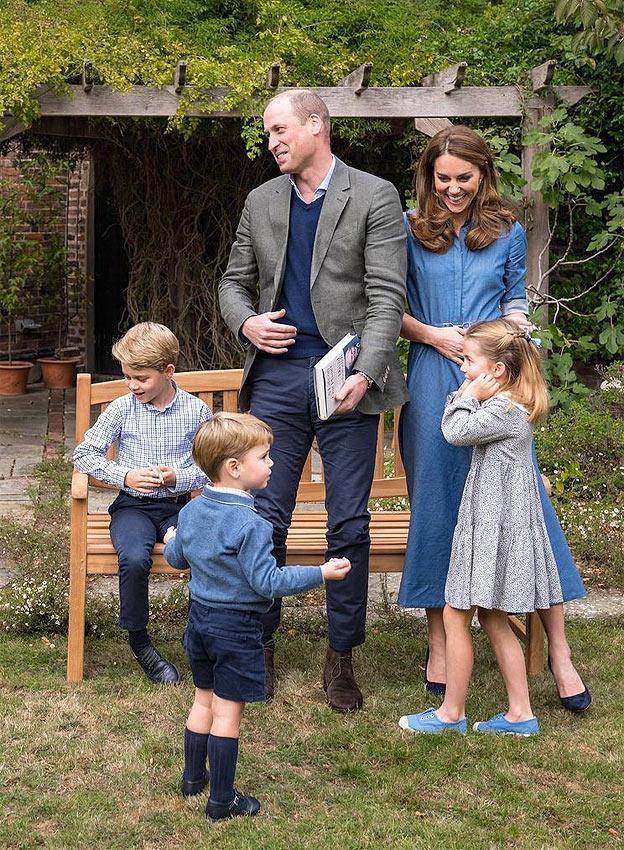 Los hijos de los duques Cambridge han comenzado sus lecciones de equitación