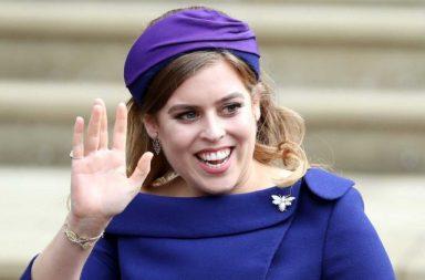 princesa Beatrice dislexia portada