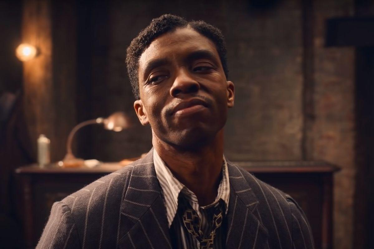 Antesala del Oscar Chadwick Boseman