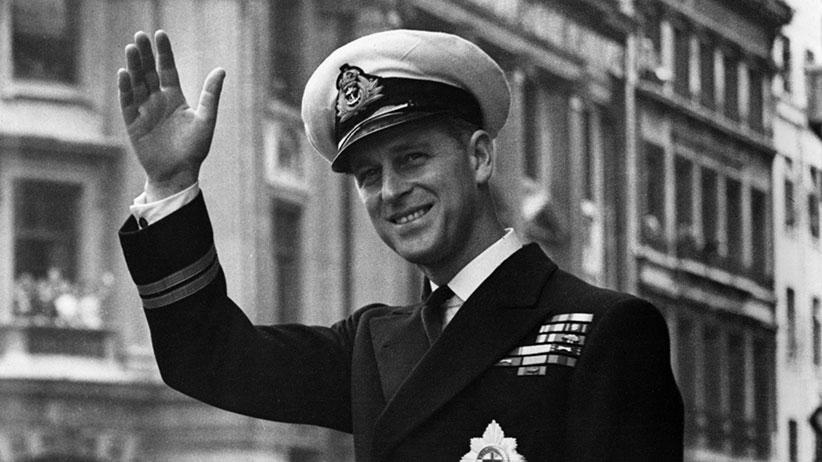 cumpleaños del príncipe Philip