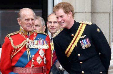 Príncipe Harry homenaje