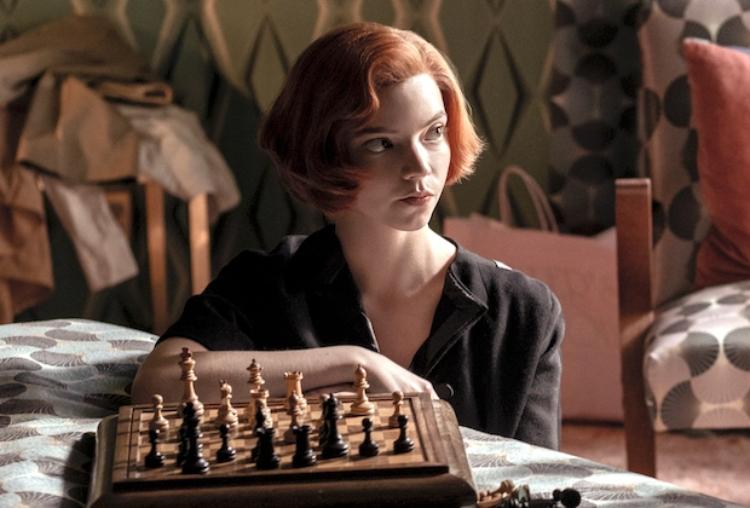 the queen gambit
