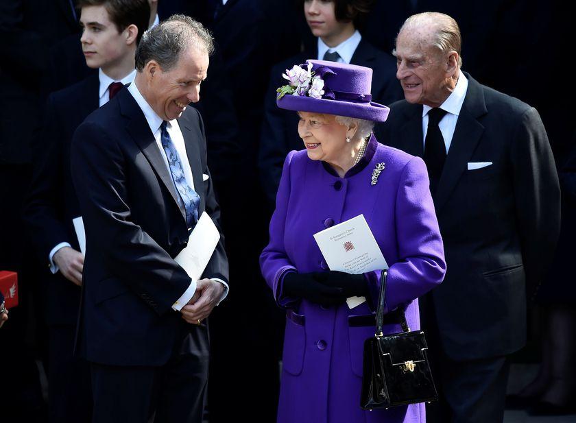 Conde and prince Phillip