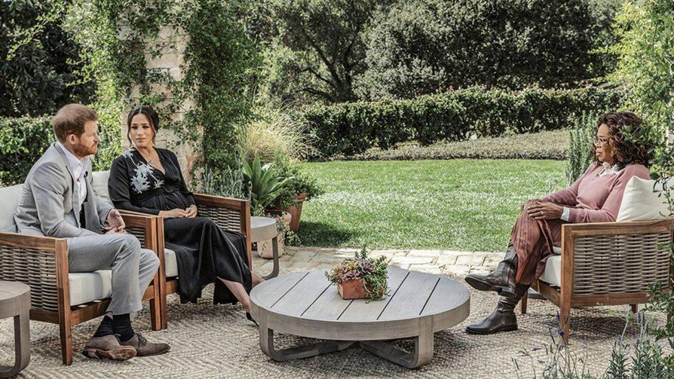 Markle y Oprah