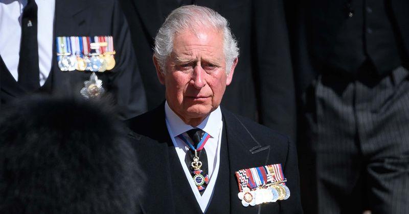 Charles, hijo del príncipe Philip