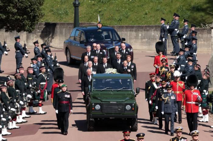 príncipe Philip - Land Rover