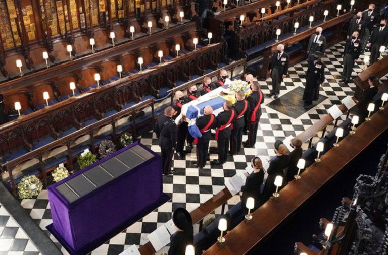 Funeral Philip