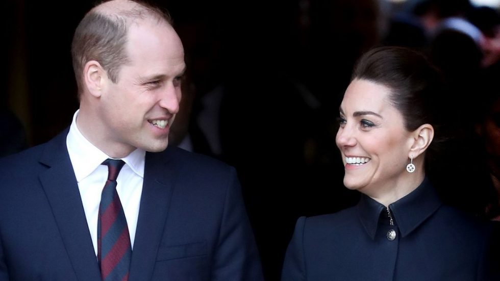William y Kate Middleton