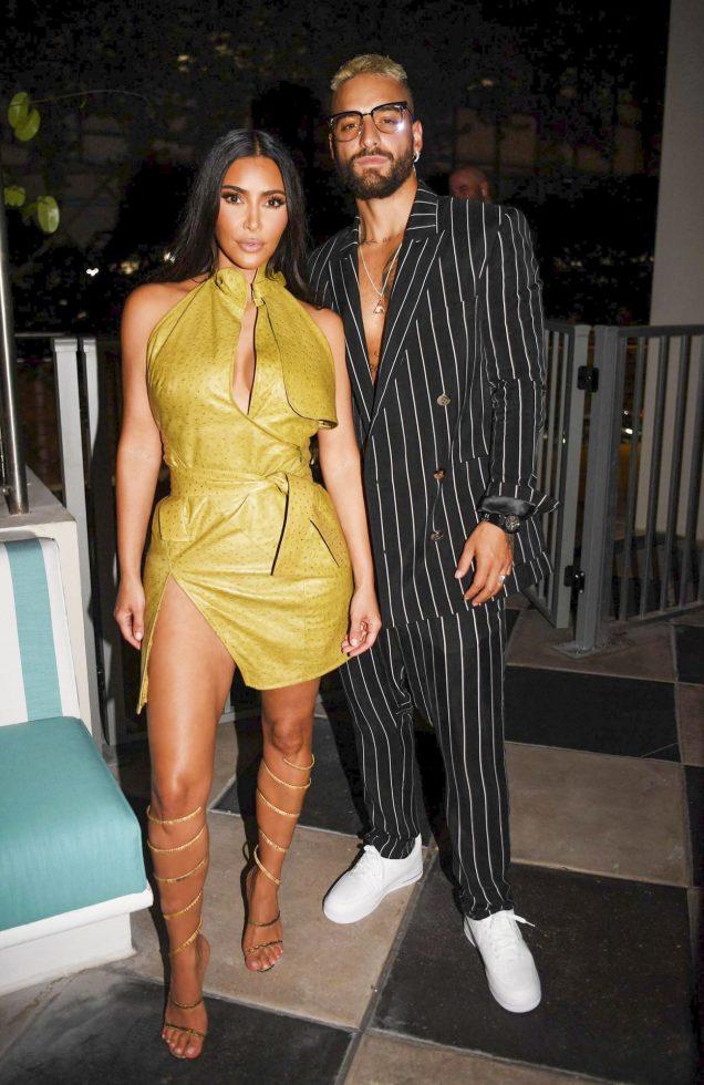 Kim y MALUMA