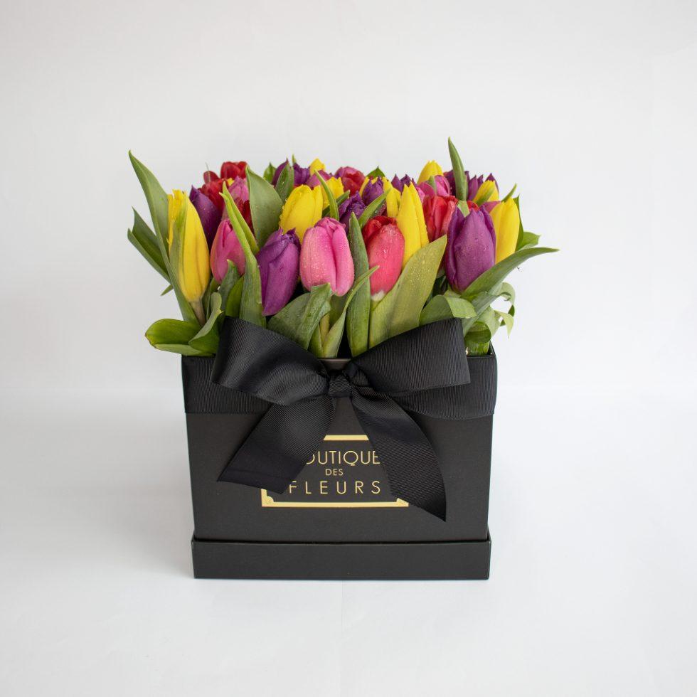 40 Tulipanes Mix