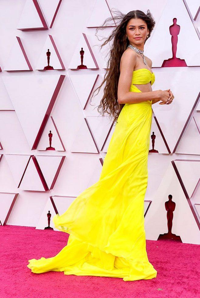 Zendaya en los Oscars