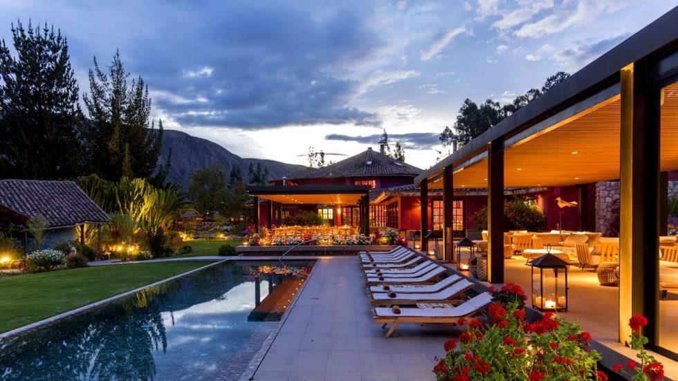 hotel sol y luna cuzco