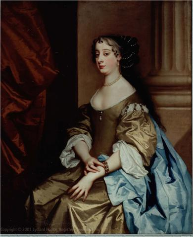 Anne Lennard, Countess of Sussex