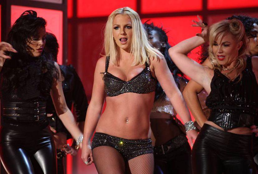 Britney Spears concierto