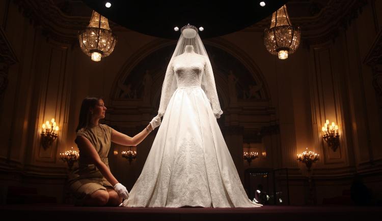 Vestido de bodas de Kate Middleton