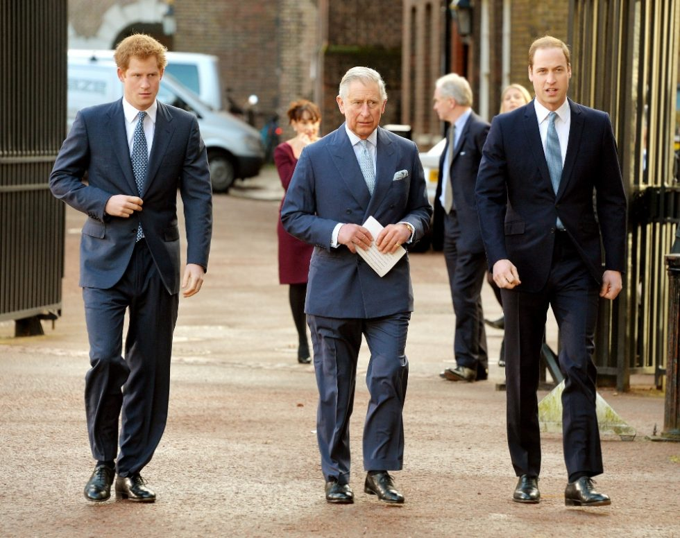 charles, harry y william (1)