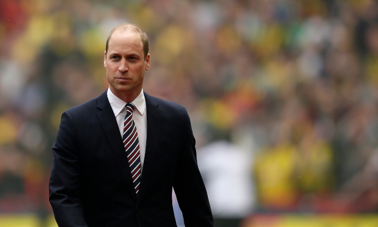 príncipe William boicot