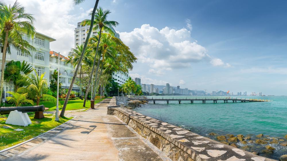 islas para vivir - Penang