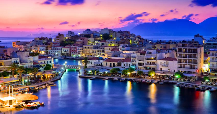 islas para vivir - Crete
