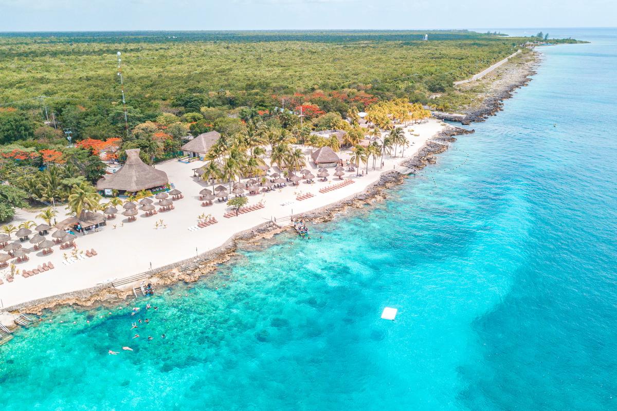 islas para vivir - Cozumel