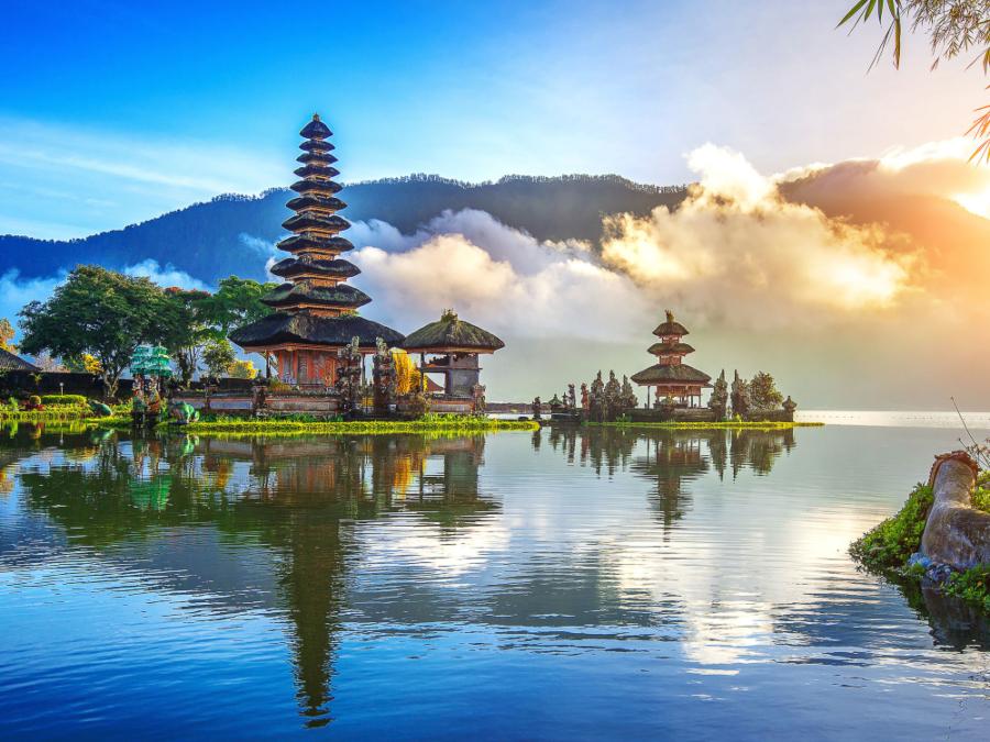 islas para vivir - Bali