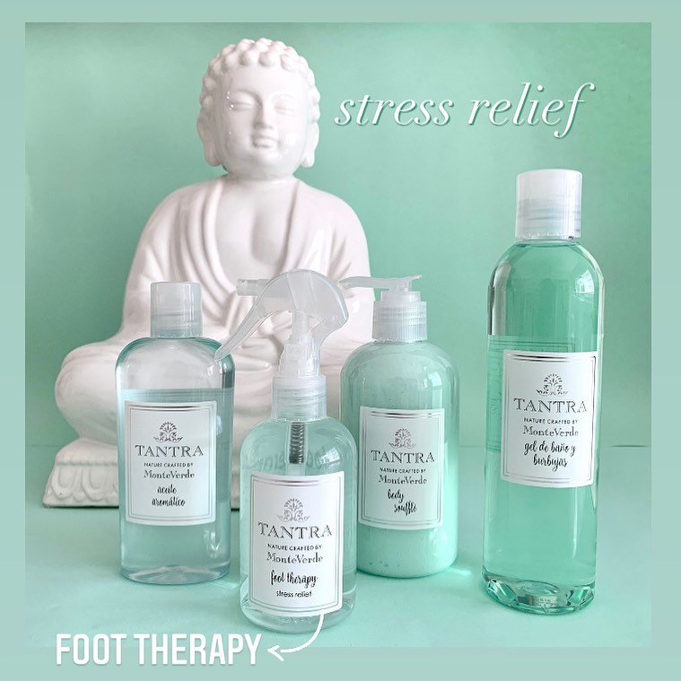 Pack stress tantra