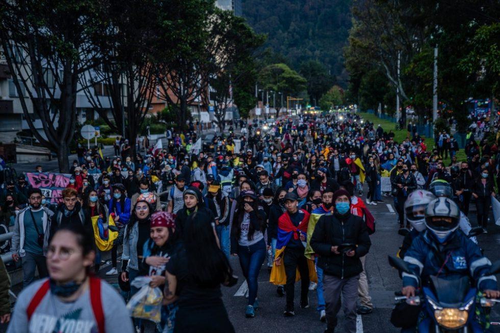 PROTESTAS COLOMBIA 5 (