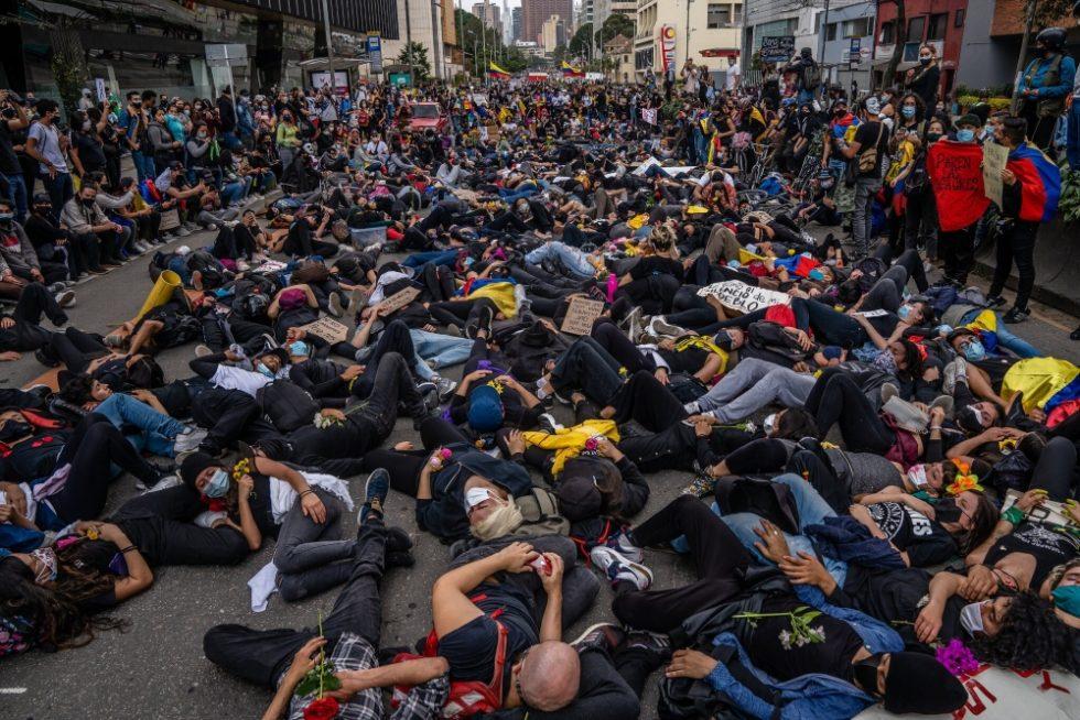 COLOMBIA PROTESTAS (1)
