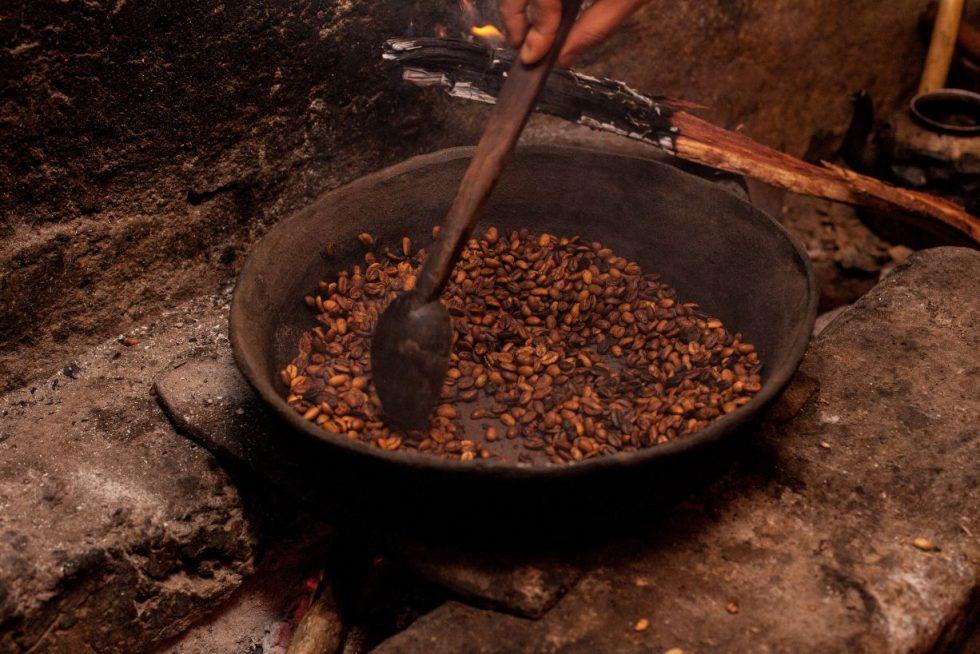 café del Perú para el mundo