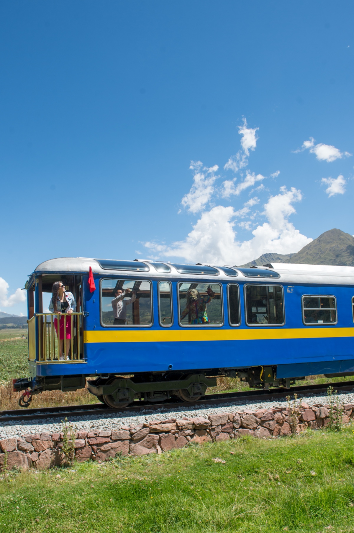 Tren Peru Rail
