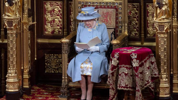 Elizabeth parlamento
