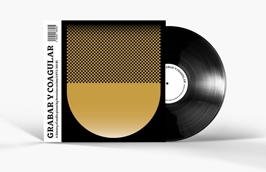 LP cover grabar y coagular