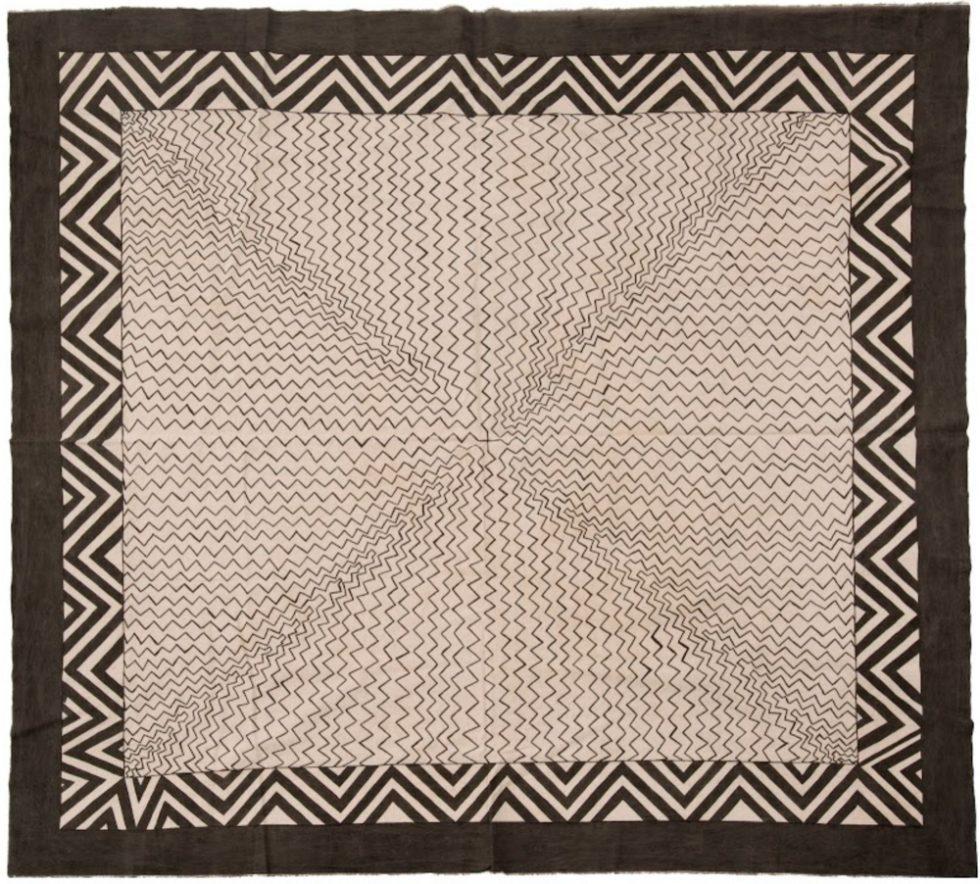 Pari Awin - Textil con diseño Iskonawa