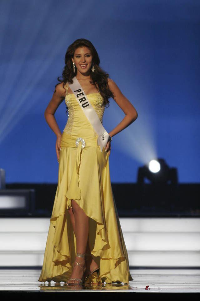 Débora Sulca - Miss Peru 2005