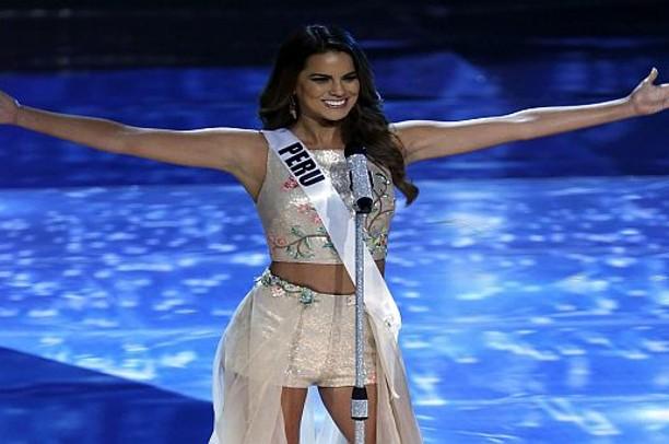 Valeria Piazza- Miss Peru 2016