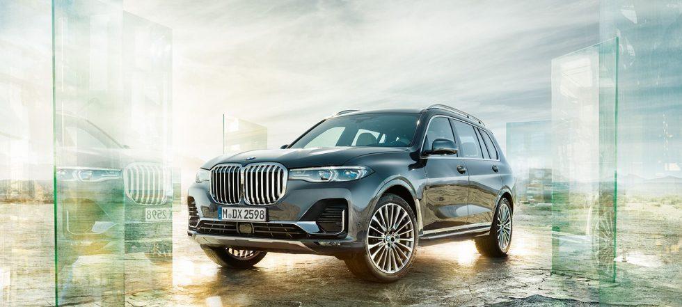 SUV - BMW X7