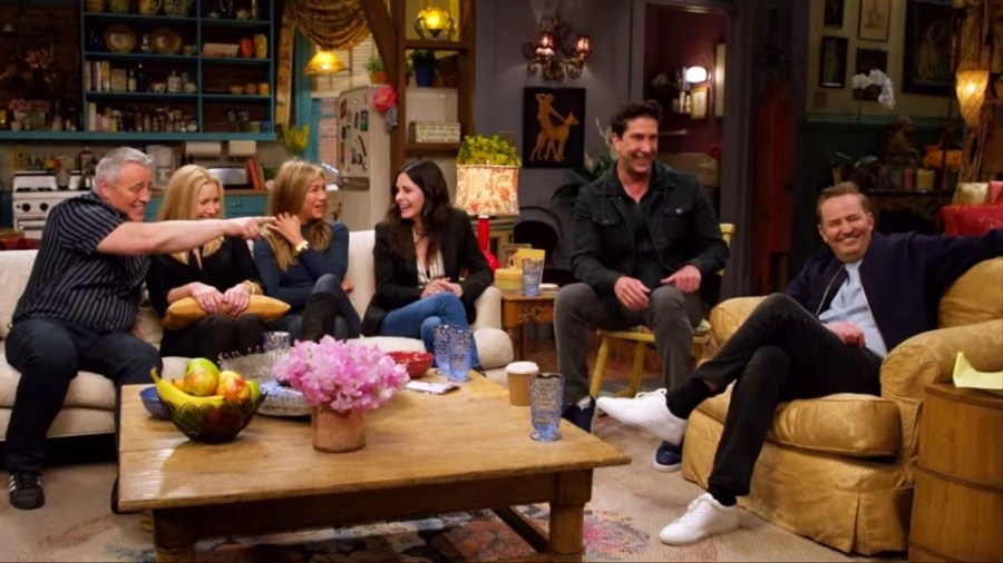 FRIENDS ALL CAST