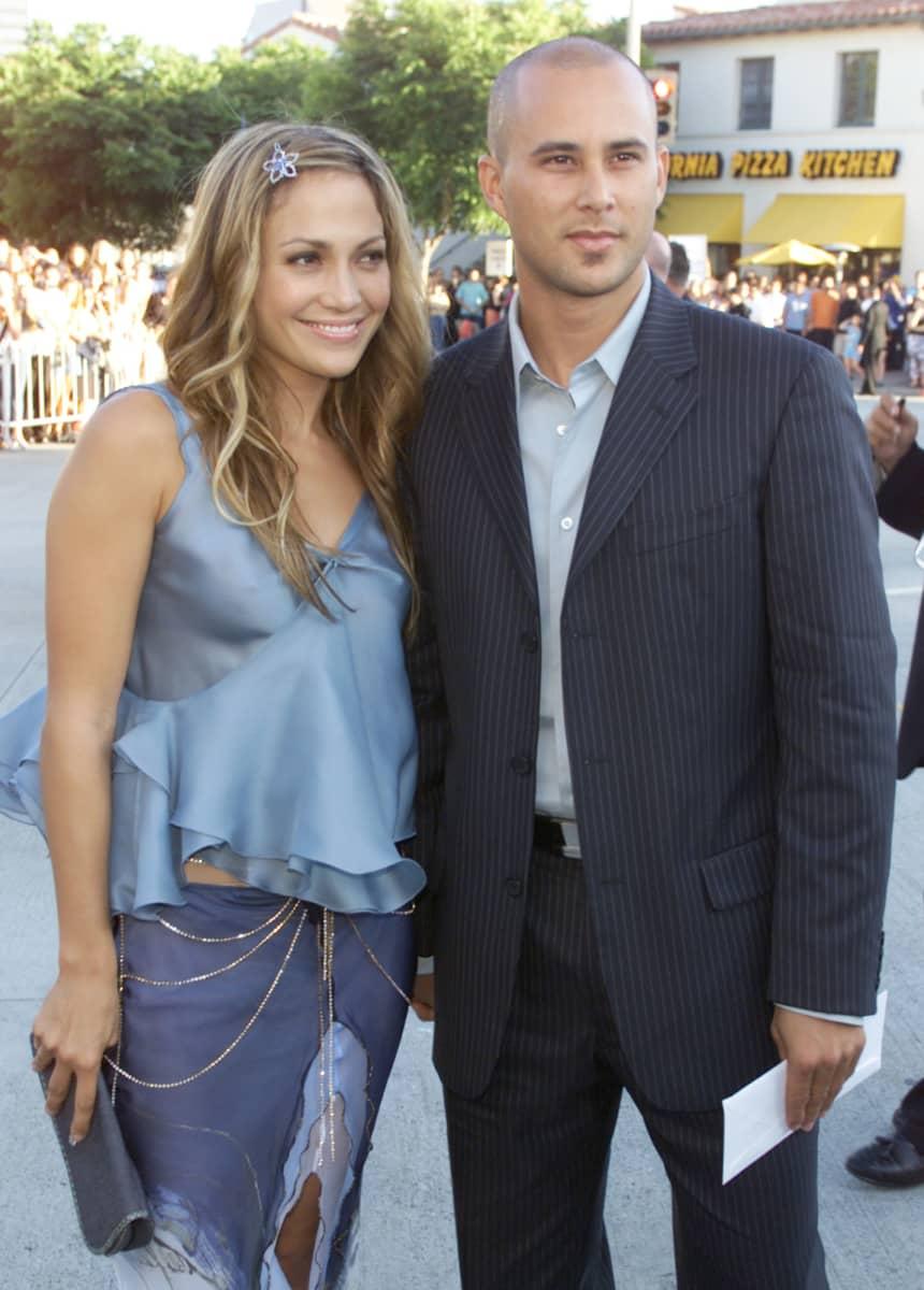 Jennifer Lopez y Criss Judd