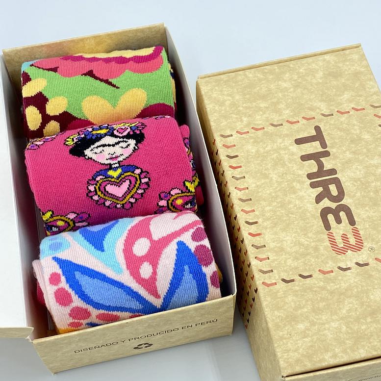 Thre3 Socks