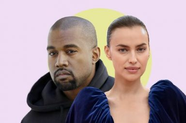 Kanye West y Irina Shayk