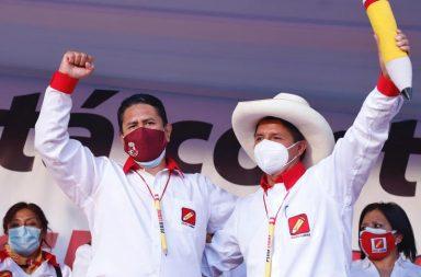 Vladimir Cerrón Perú Libre