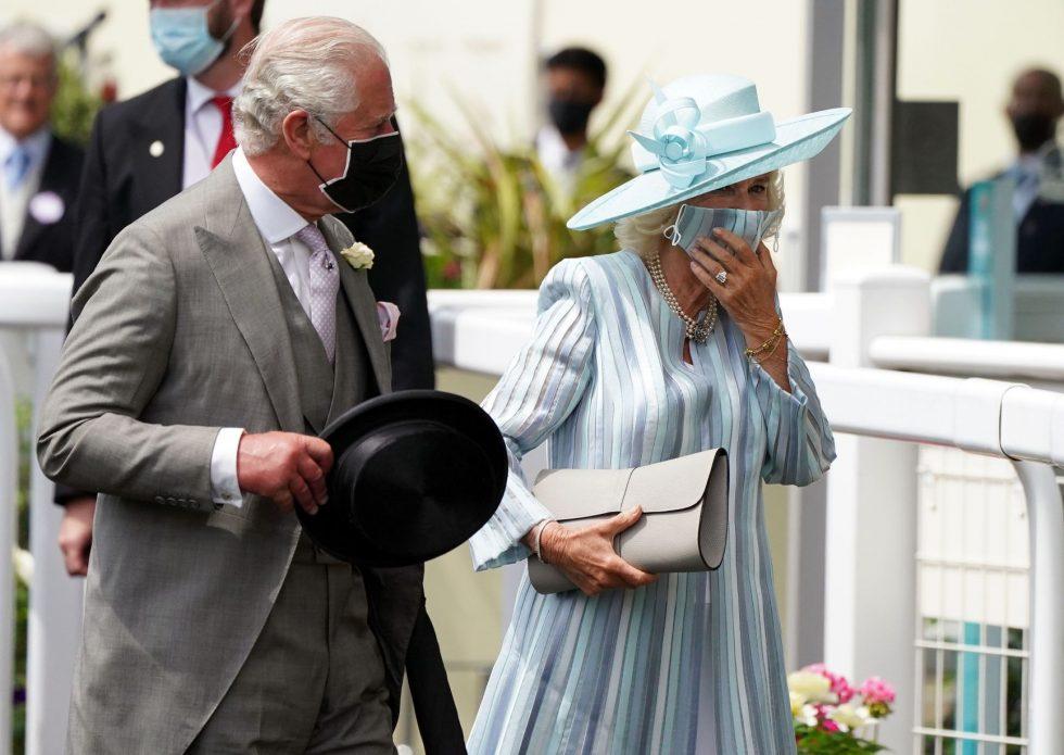 Charles y Camilla Royal Ascot 2021