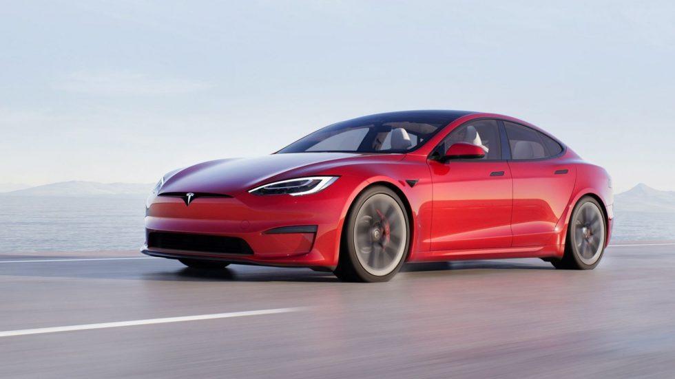 autos eléctricos Tesla Model S