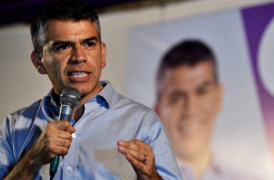 Julio Guzmán portada