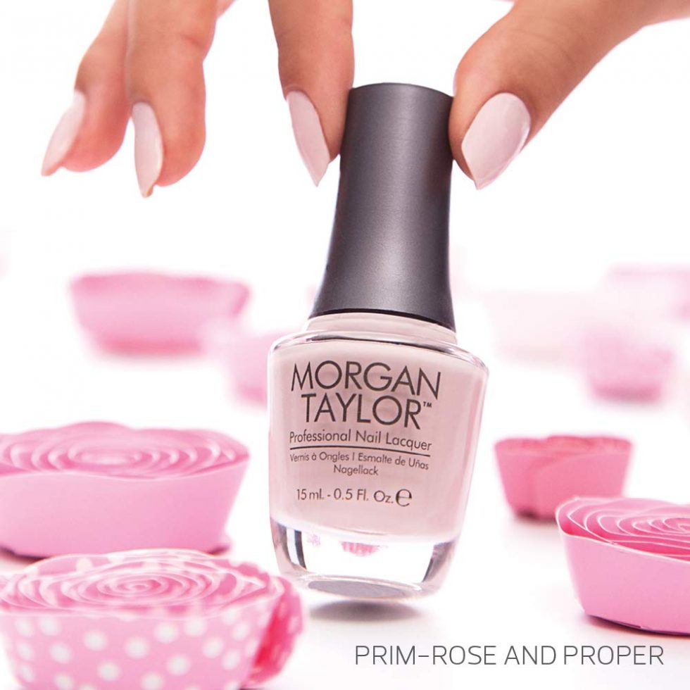productos de belleza Morgan Taylor