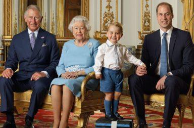 príncipe George portada