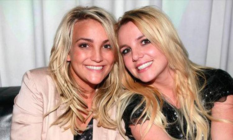 Britney y Jamie Lynn
