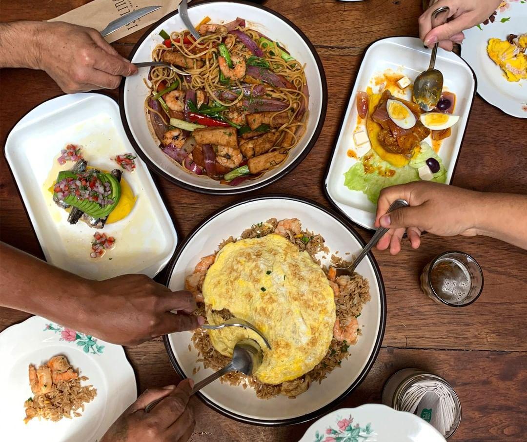 restaurantes criollos