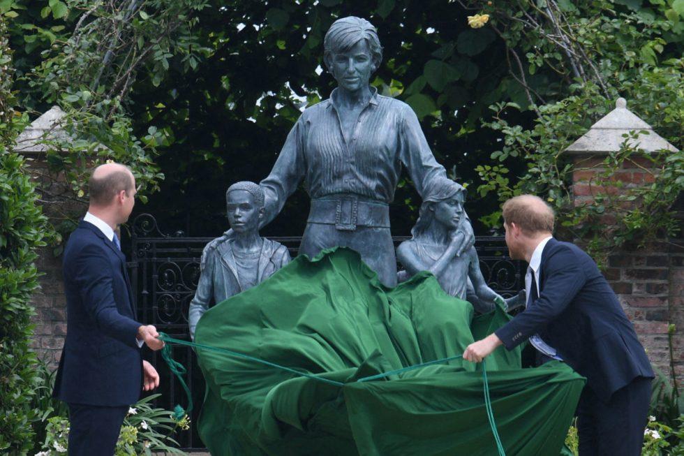 estatua Diana